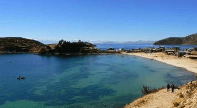 monstruo Lago Titicaca