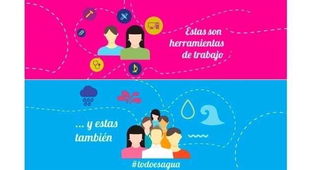#Todoesagua: Aquae arranca campaña Día Mundial Agua