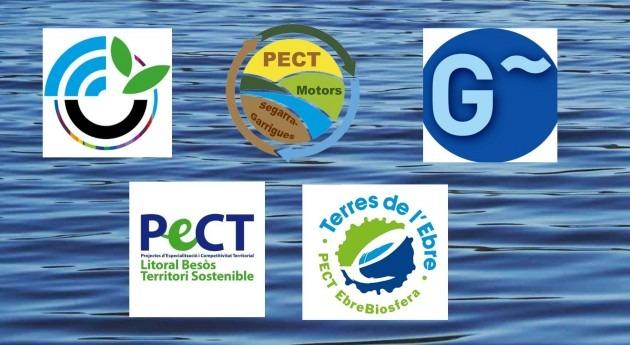 PECT y agua cada territorio