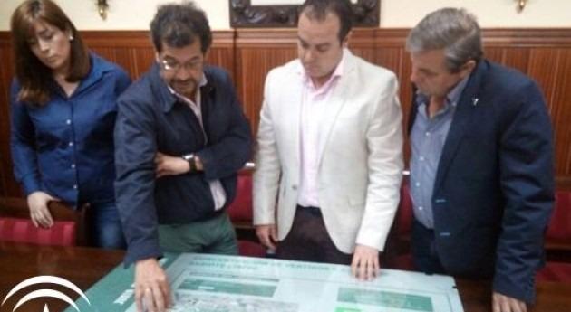 Andalucía anuncia inicio trabajos previos construcción EDAR Sabiote