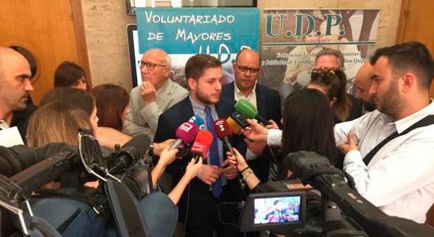 Castilla- Mancha, contenta que Gobierno España contemple alternativas al Tajo-Segura