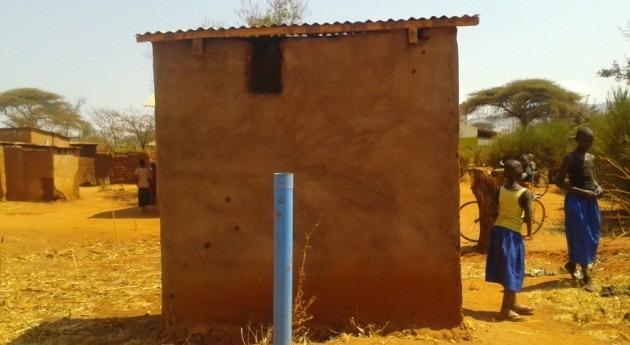 Saneamiento rural: cuando innovación es abajo