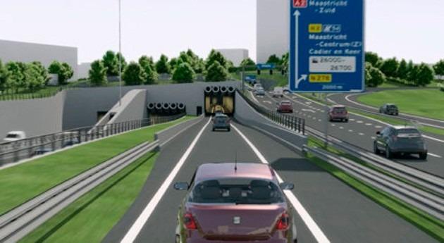 primer túnel dos pisos Países Bajos incluye solución avanzada bombeo Xylem