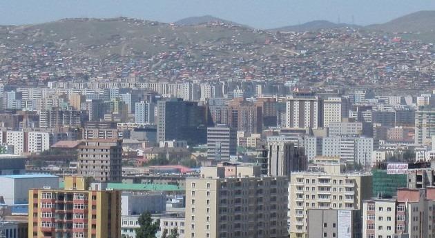 Ulan Bator, capital de Mongolia (Wikipedia/CC).