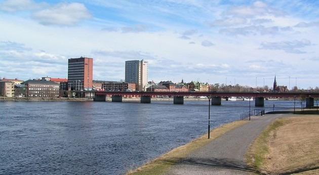 Umeå, una de las ciudades candidatas (Wikipedia).