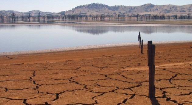 reservas globales agua disminuyen pesar lluvias más intensas