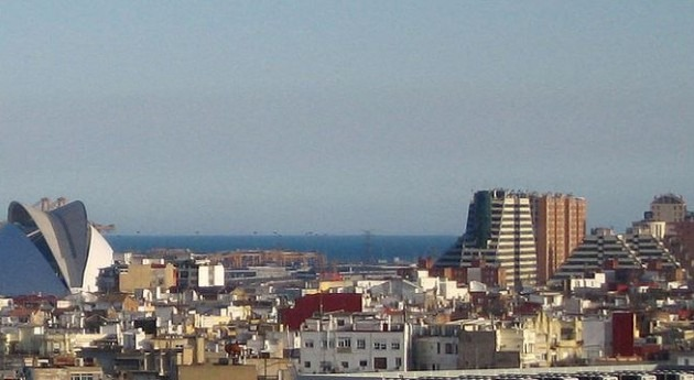 cambio climático podría disminuir 5% lluvia Valencia