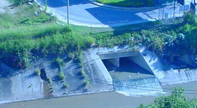 escasez y contaminación agua Caracas