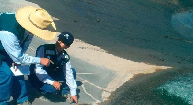 ANA Perú verifica infraestructura hidráulica irrigación Pampa Majes