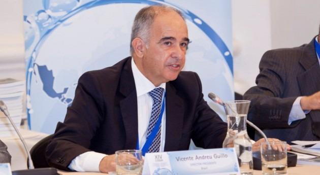 saneamiento y riego, debate I Foro Nacional Infraestructuras Brasil
