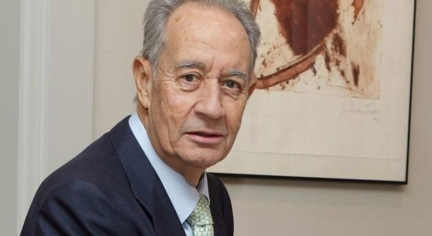 Juan Miguel Villar Mir, presidente de OHL