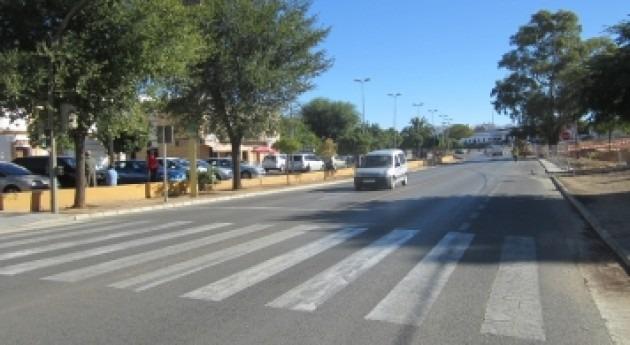 nuevo colector eliminará inundaciones barrio Villarrosa Carmona