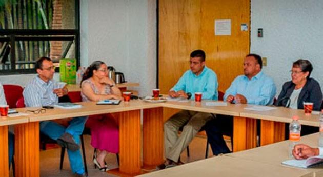 Directora General Comisión Estatal Agua visita IMTA