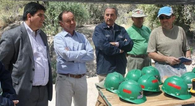 obras reparación canal Chacabuco-Polpaico regadío tuvieron inversión más 1 millón dólares