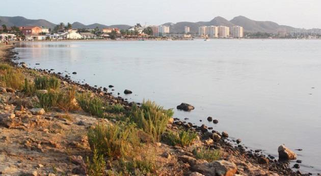 Así contribuye al cambio climático agricultura química que intoxica Mar Menor