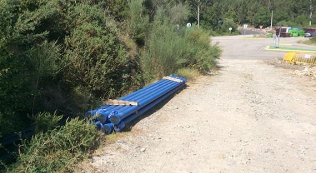 Saint-Gobain PAM abastece tubería fundición dúctil red gallega Lama