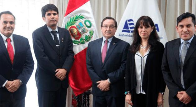 ANA reafirma cooperación técnica Comisión Nacional Agua México
