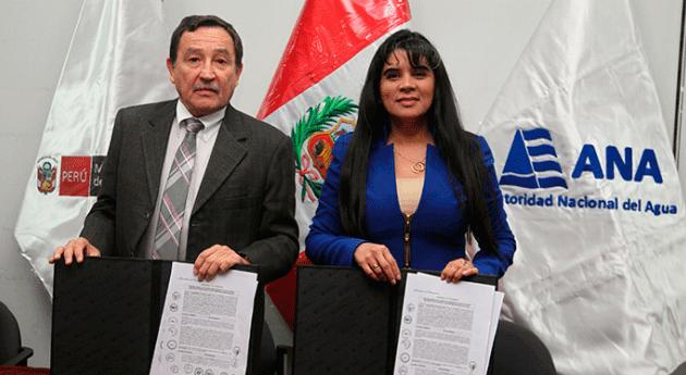 ANA fortalecerá promoción cuidado y uso responsable recursos hídricos colegios Perú