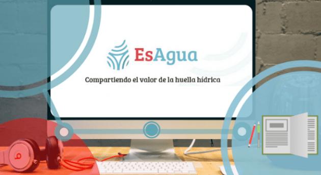 Red EsAgua inicia ciclo webinars Huella Hídrica