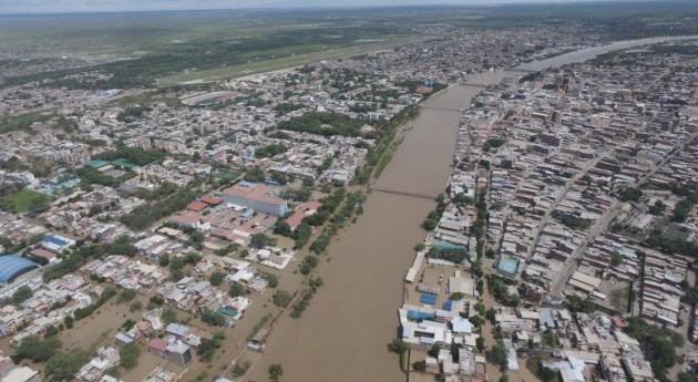 ¿Se deben descolmatar ríos?