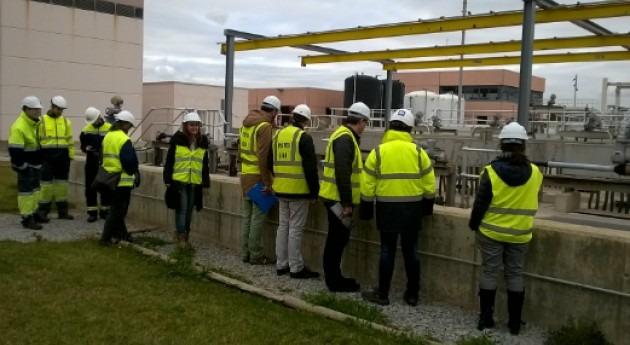 proyectos WIRE y AWARE abren puertas al Ayuntamiento Sant Feliu Llobregat