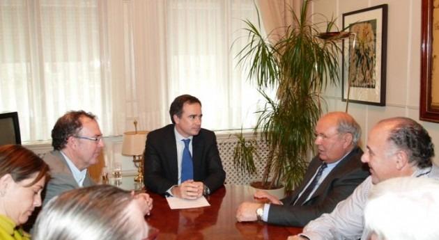 Proponen declarar regadío Hoya Huesca interés general