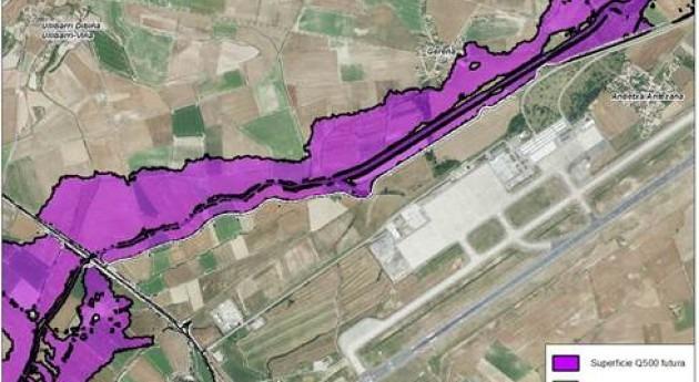 URA detalla Juntas Generales proyecto defensa inundaciones aeropuerto Foronda