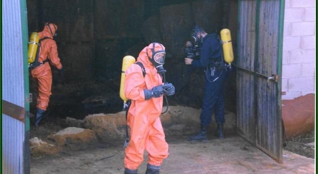 Policía medioambiental: profesión futuro tener cuenta