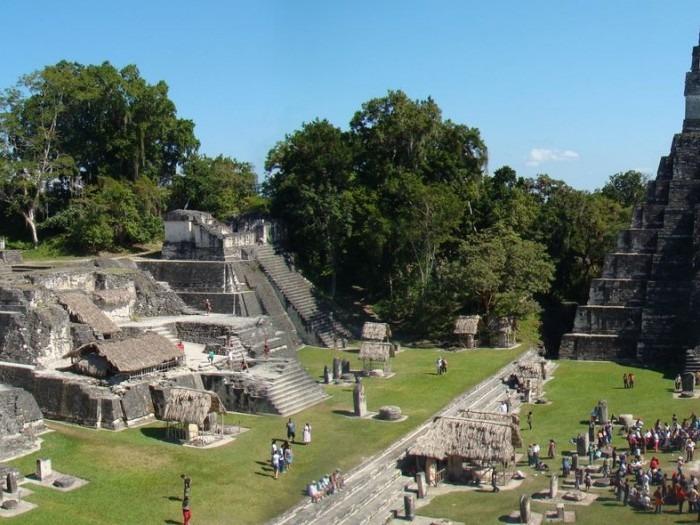 ciudad maya de guatemala