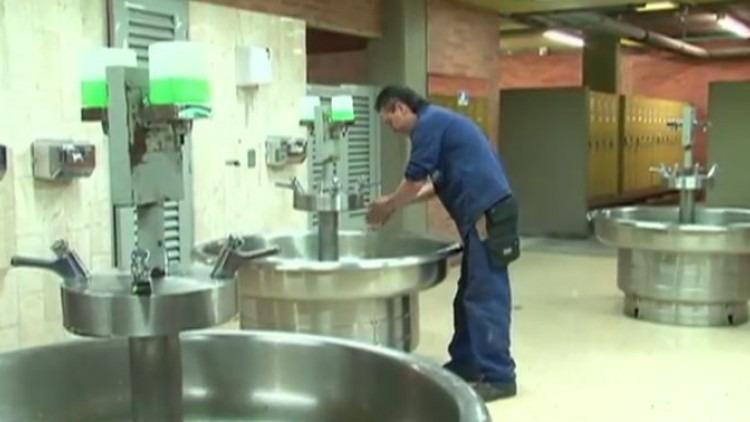¿Cómo ahorrar agua en la industria?