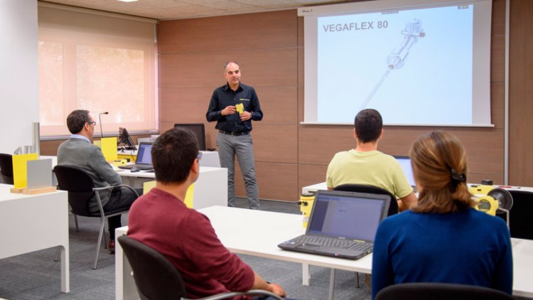 Curso medida nivel: tecnología y configuración