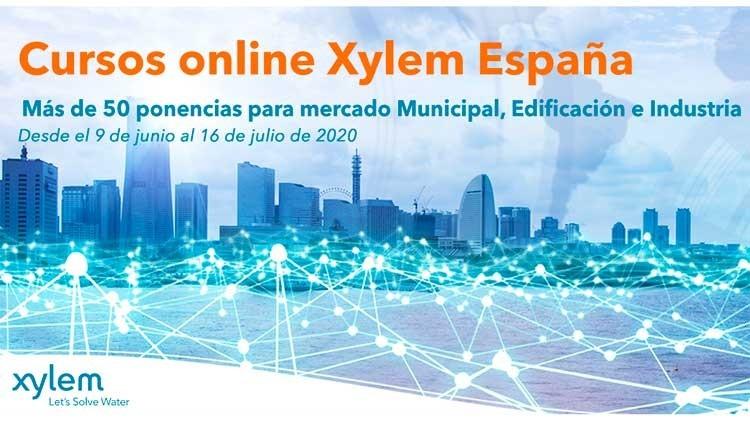 Cursos online Xylem España