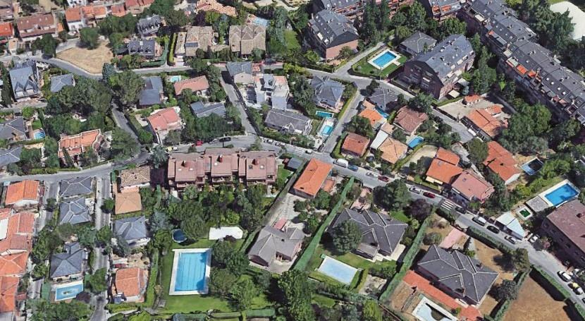 Consumo agua vivienda unifamiliar Madrid. Alternativa agua lluvia