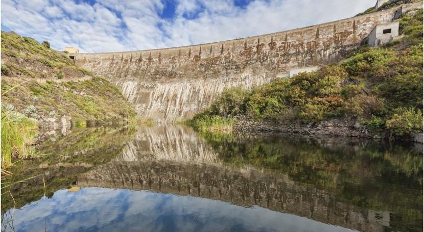 Estar imagen: expresión paisaje agua grancanario