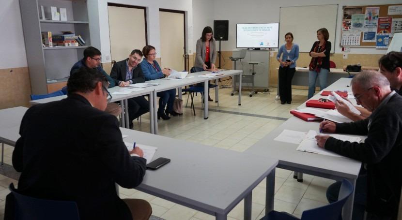 Promedio y Mancomunidad Molinos preparan plan emergencia sequía
