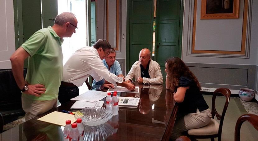 Valencia estudia problemas evacuación aguas debido lluvias Alzira y Carcaixent