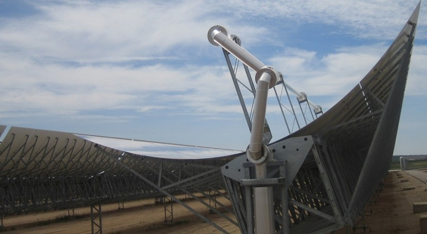 Huella hídrica producción energía