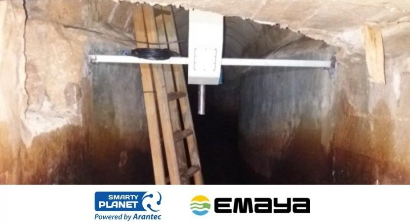 "Prueba piloto ""Smarty Flow"" junto EMAYA Palma Mallorca"