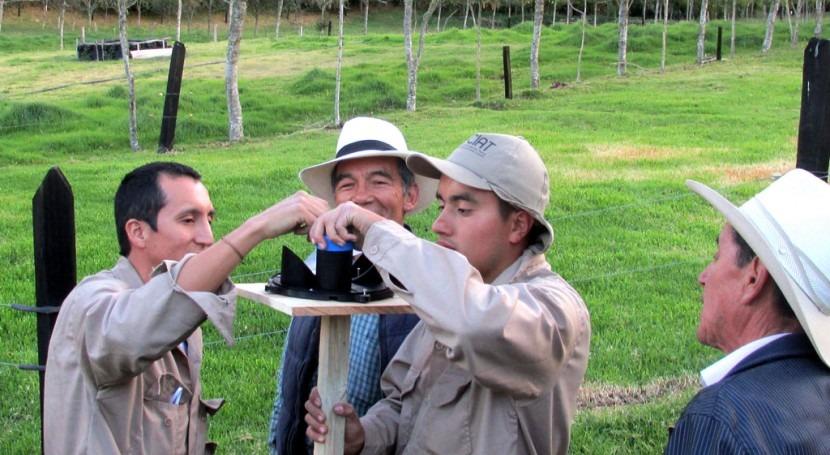 Colombia presentó contribución prevista determinada y agricultura es protagonista