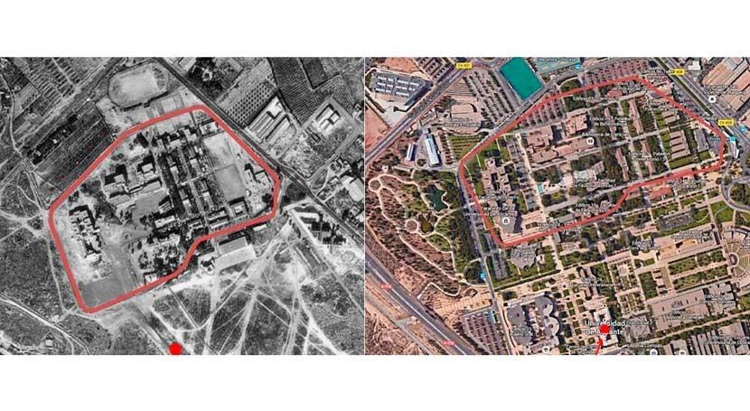 20 años después: resultados desalación campus Universidad Alicante