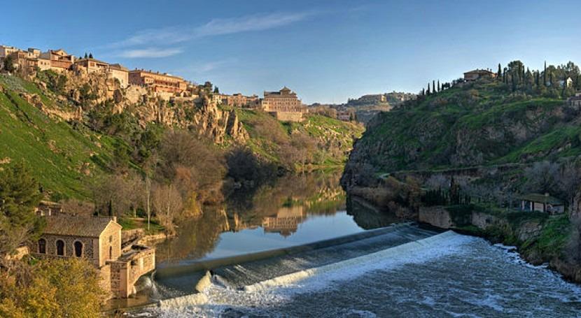 Ecologistas Acción denuncia alarmantes y recurrentes vertidos al Tajo Toledo