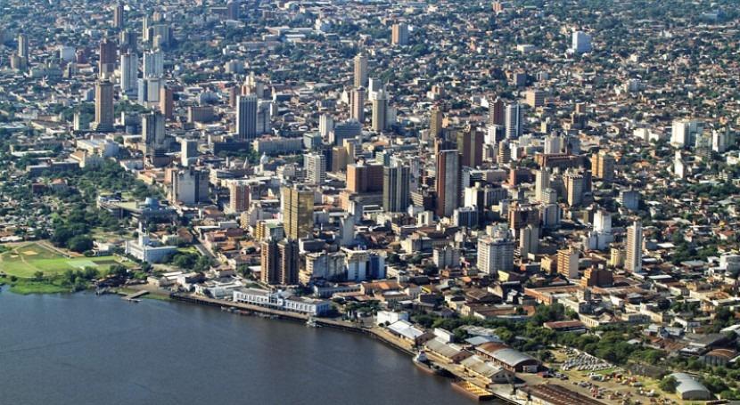 Asunción contará primera vez historia planta tratamiento agua