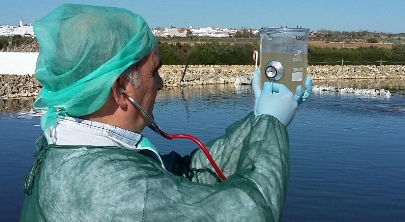 """Juan José Salas: """" relación agua y trabajo ha marcado toda mi vida laboral"""""""