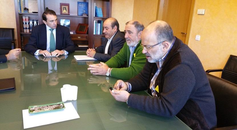 Confederación Tajo y Torremocha abordan problema depuración municipio