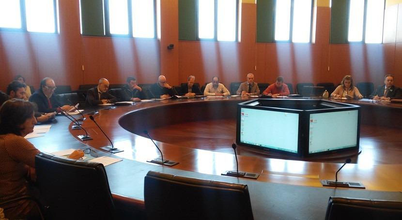 Confederación Tajo celebra Junta Gobierno sede madrileña