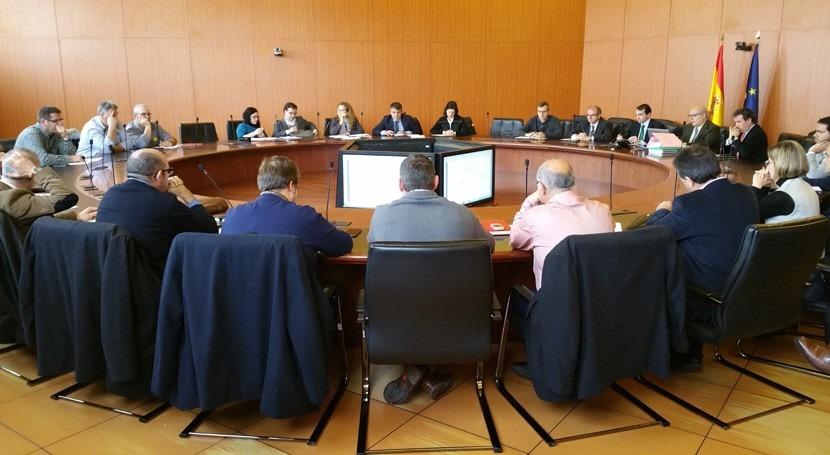 Comisión Desembalse Tajo analiza situación hidrológica cuenca