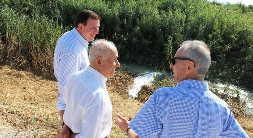 Autorizados 3 sondeos Alguazas que aportarán 4,2 hm3 agua adicionales abastecimiento