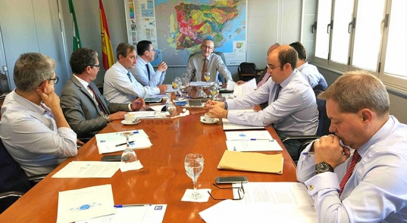 ASA Andalucía amplía Comité Ejecutivo incorporaciones ACOSOL, ARCGISA y GIAHSA