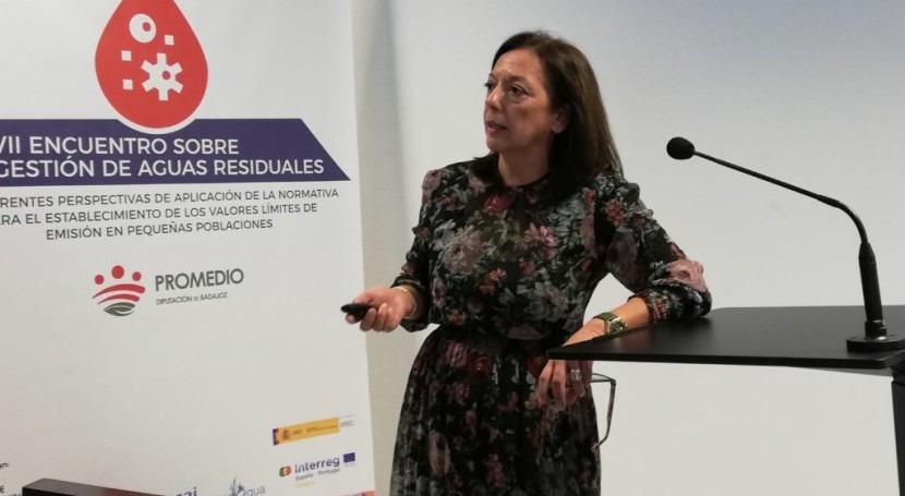 proyecto IDIAQUA, presentado unas jornadas técnicas Promedio Badajoz