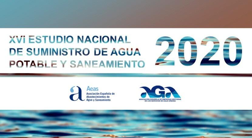 AEAS y AGA presentarán XVI Estudio Nacional Suministro Agua Potable y Saneamiento